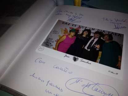 libre de firmas fotomaton boda sevilla
