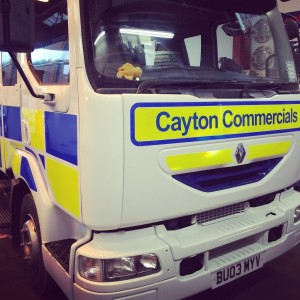 Cayton Commercials