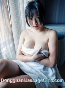 Dongguan Massage Girl - Danielle