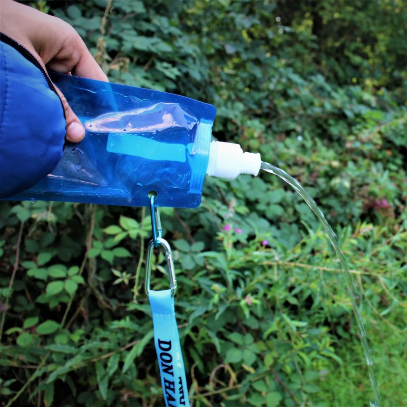 Don Hardware Foldable Water Bottle