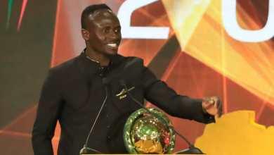 Photo of ماني أفضل لاعب في إفريقيا لعام2019