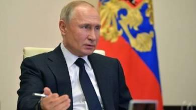 Photo of بوتين يتمنى الشفاء العاجل لنزاربايف إثر إصابته بكورونا