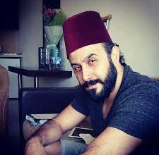 ابن قصي خولي يسرق قلوب النجمات العربيات