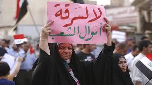 العراق يرزح أكثر من 10 ملايين تحت خط الفقر