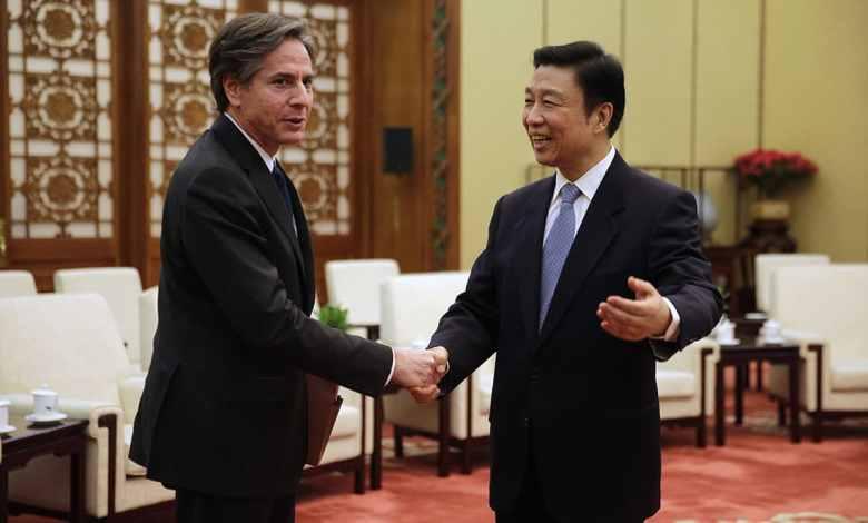 تعاقب الصين الأفراد والمنظمات في أمريكا وكندا