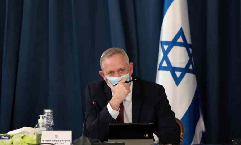 وزير الدفاع الإسرائيلي: نحن نعمل على تطوير استعدادنا لضرب إيران