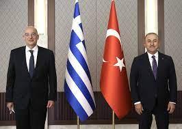 وزيرا خارجية تركيا واليونان يؤكدان على الحوار لحل الملفات العالقة