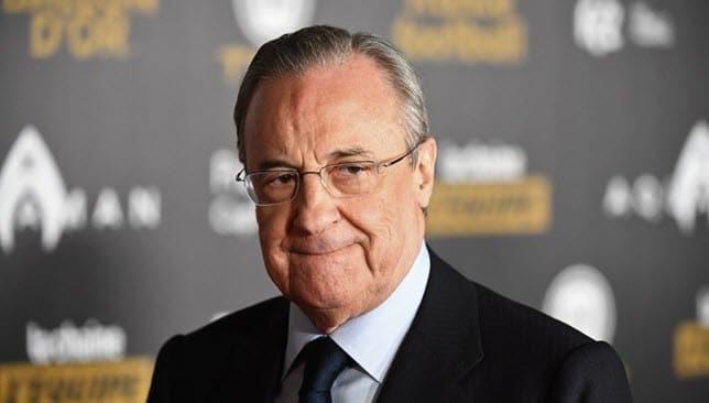 فلورنتينيو بيريز رئيساً لريال مدريد حتى عام 2025