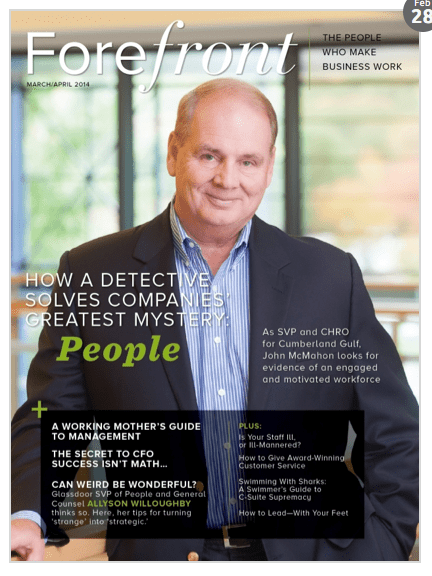 executive portrait photographer Boston magazine cover
