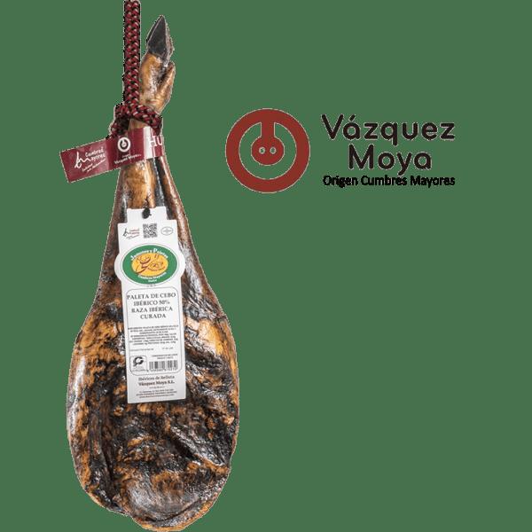 Paleta Vazquez Moya
