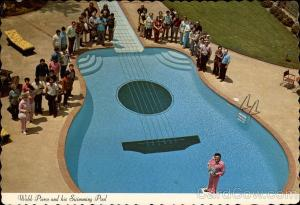 Webb Pierce and his Swimming Pool Nashville