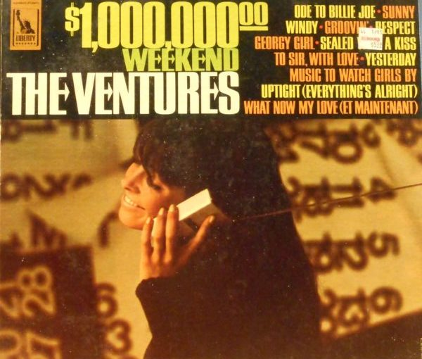 The Ventures-$1,000 Weekend