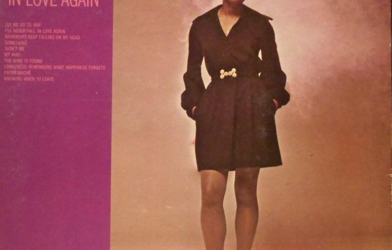 Dionne Warwick- I'll Never Fall In Love Again