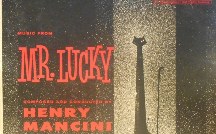 Henry Mancini- Music From Mr Lucky