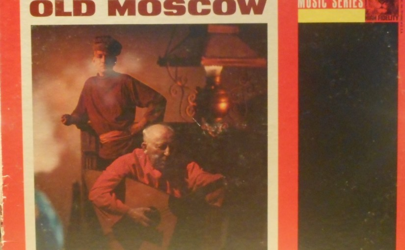 The Russian Balalaika Orchestra- An Evening in Old Moscow