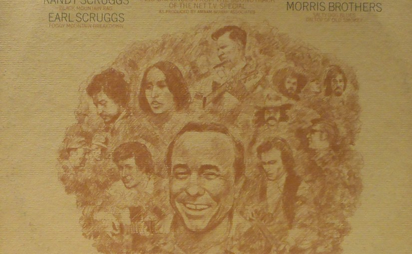 Earl Scruggs – Performing With His Family and Friends