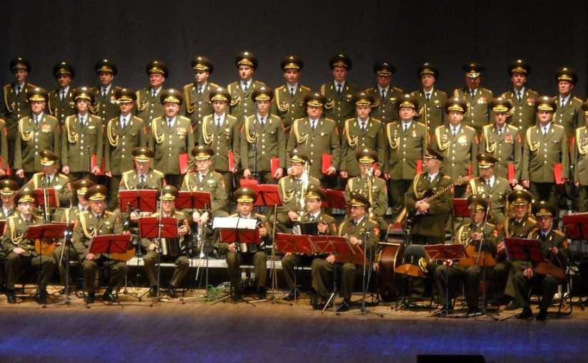 The Alexandrov Ensemble AKA The Red Army Choir