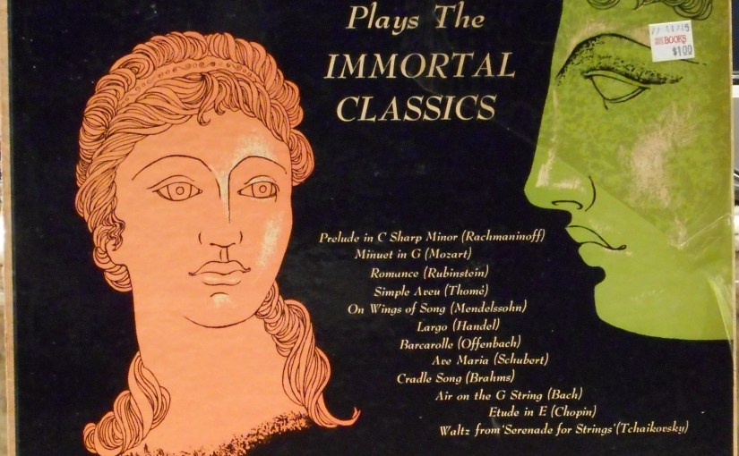 Mantovani- Plays The Immortal Classics