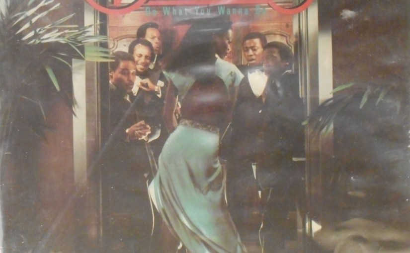 The Dramatics- Do What You Wanna Do