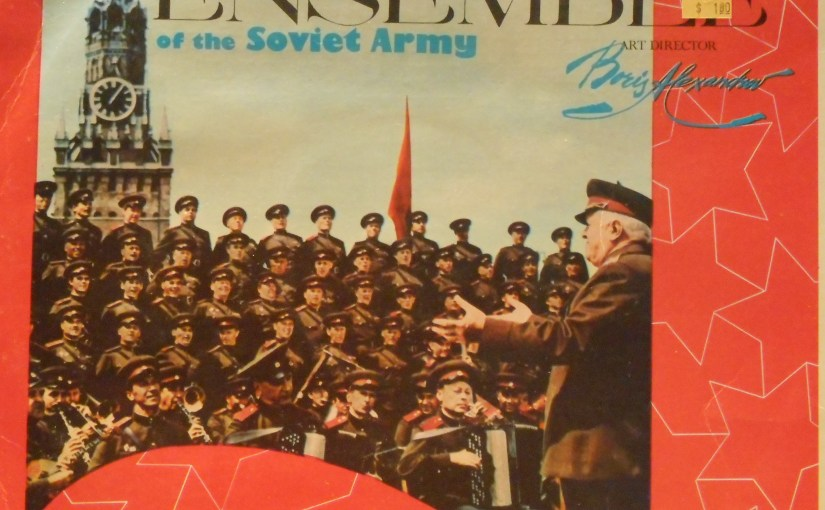 Alexandrov Ensemble- Song and Dance of the Soviet Army
