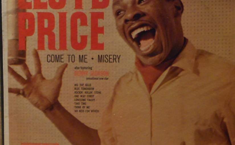 Lloyd Price-Come To Me/ Misery