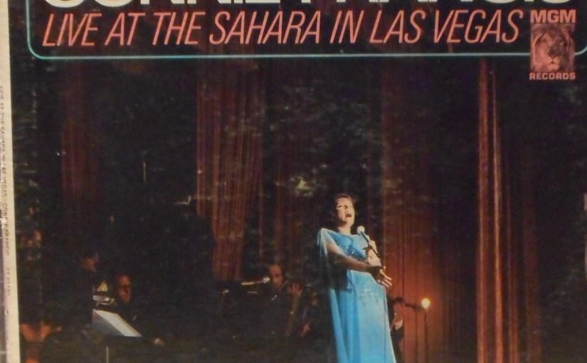Connie Francis- Live At The Sahara In Las Vegas