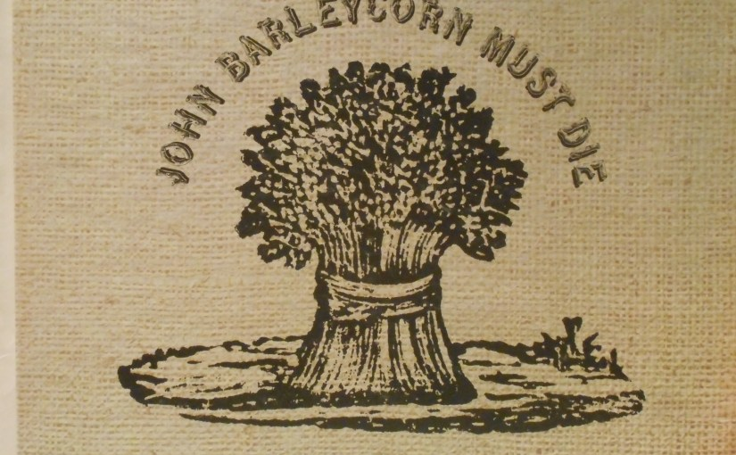 Traffic- John Barleycorn Must Die