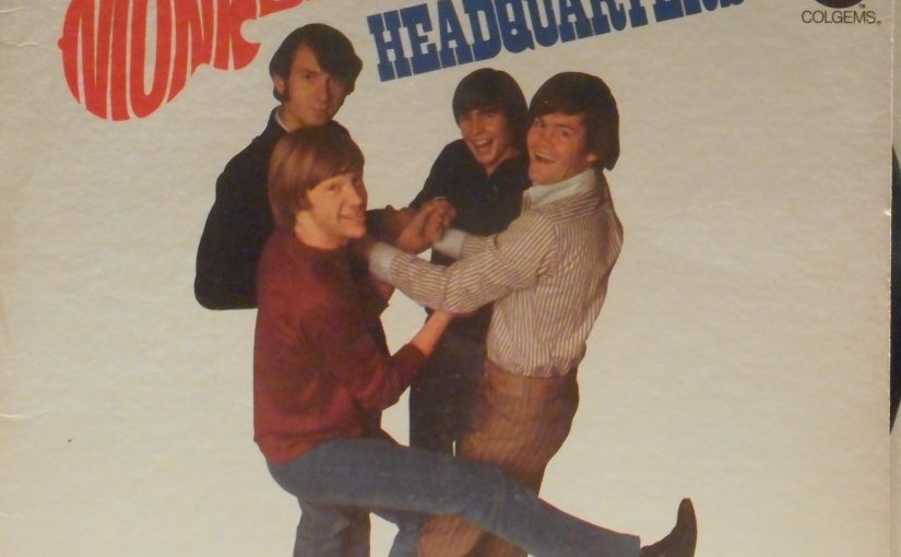 The Monkees- Headquarters