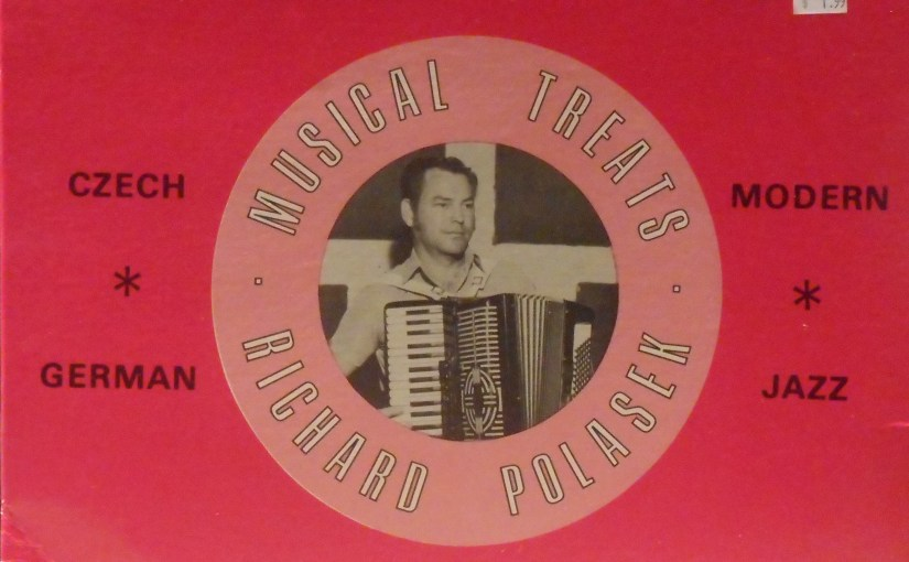 Richard Polasek and the Hub City Dutchmen- Polka Time in Texas