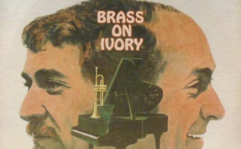 Henry Mancini/ Doc Severinsen- Brass on Ivory