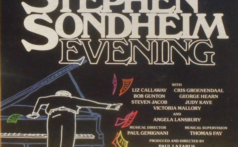 VA- A Stephen Sondheim Evening