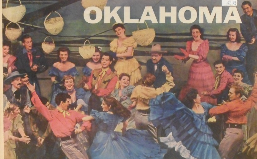 Orginal Broadway Cast- Oklahoma