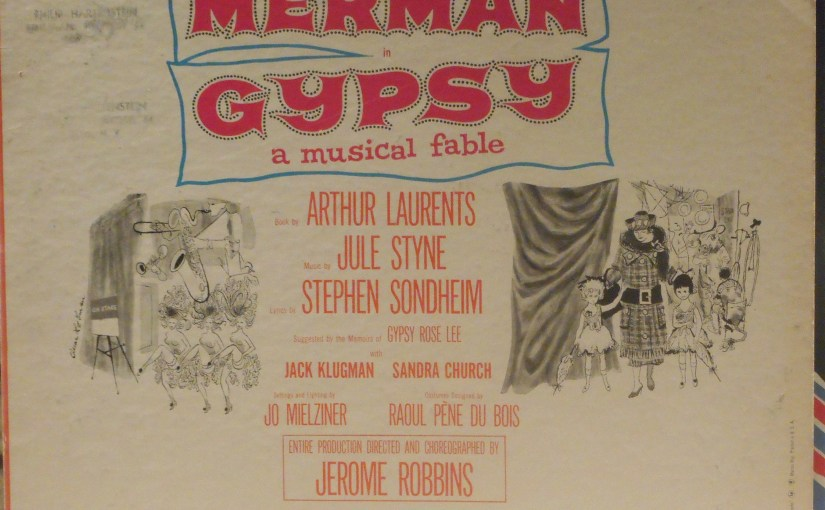 Original Cast Recording- Gypsy