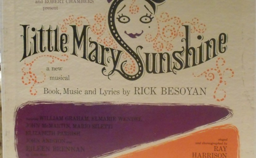 Original Cast Recording- Little Mary Sunshine