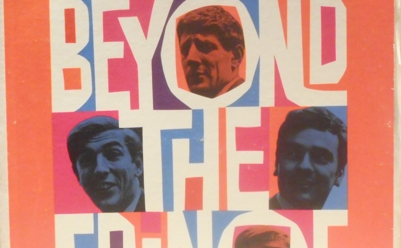 Original Cast Recording- Beyond The Fringe
