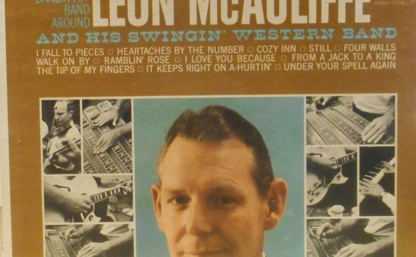 Leon McAuliffe- The Dancin'est Band Around
