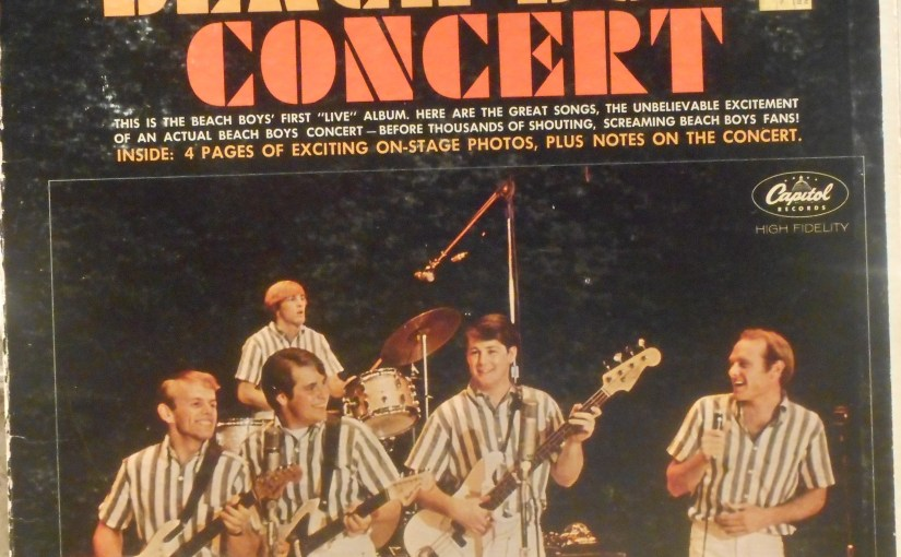 The Beach Boys- Beach Boys Concert
