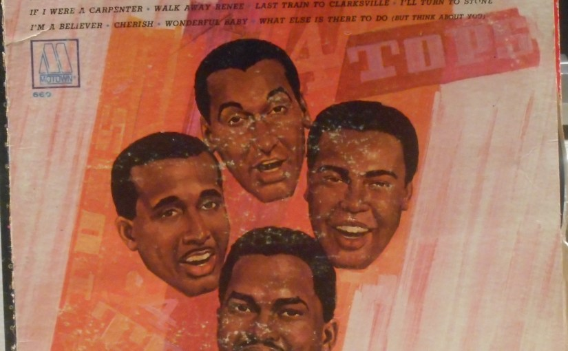 Four Tops- Reach Out