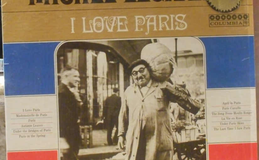 Michel Legrand- I Love Paris