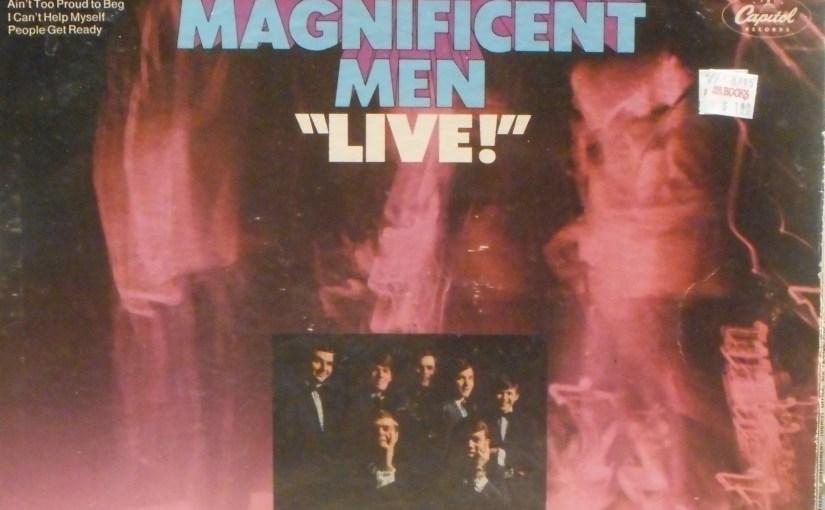The Magnificent Men- Live!