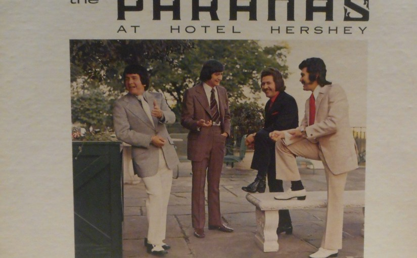 The Paranas- At Hotel Hersey