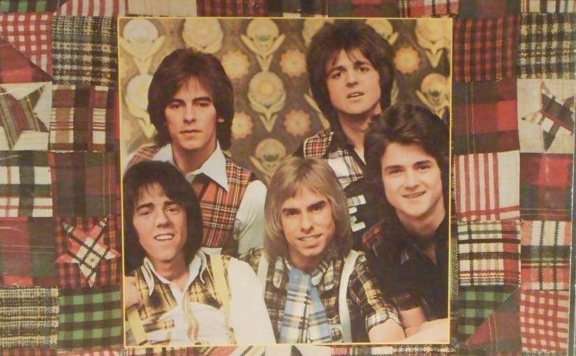 Bay City Rollers- ST