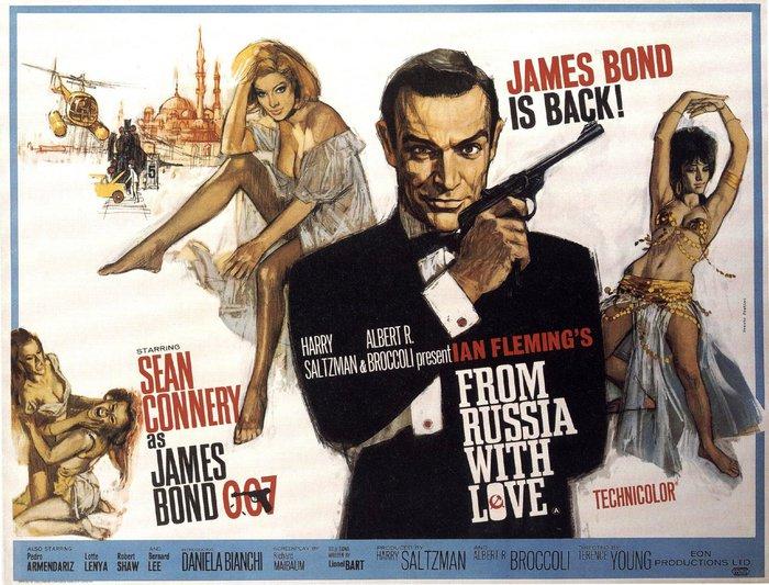 james bond – DONKEY-SHOW