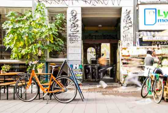 5 reasons why you'll want to experience Copenhagen on a bike