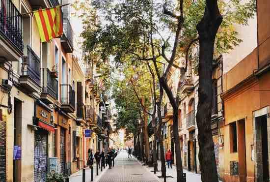 Barcelona barrios – Gràcia to Sarrià