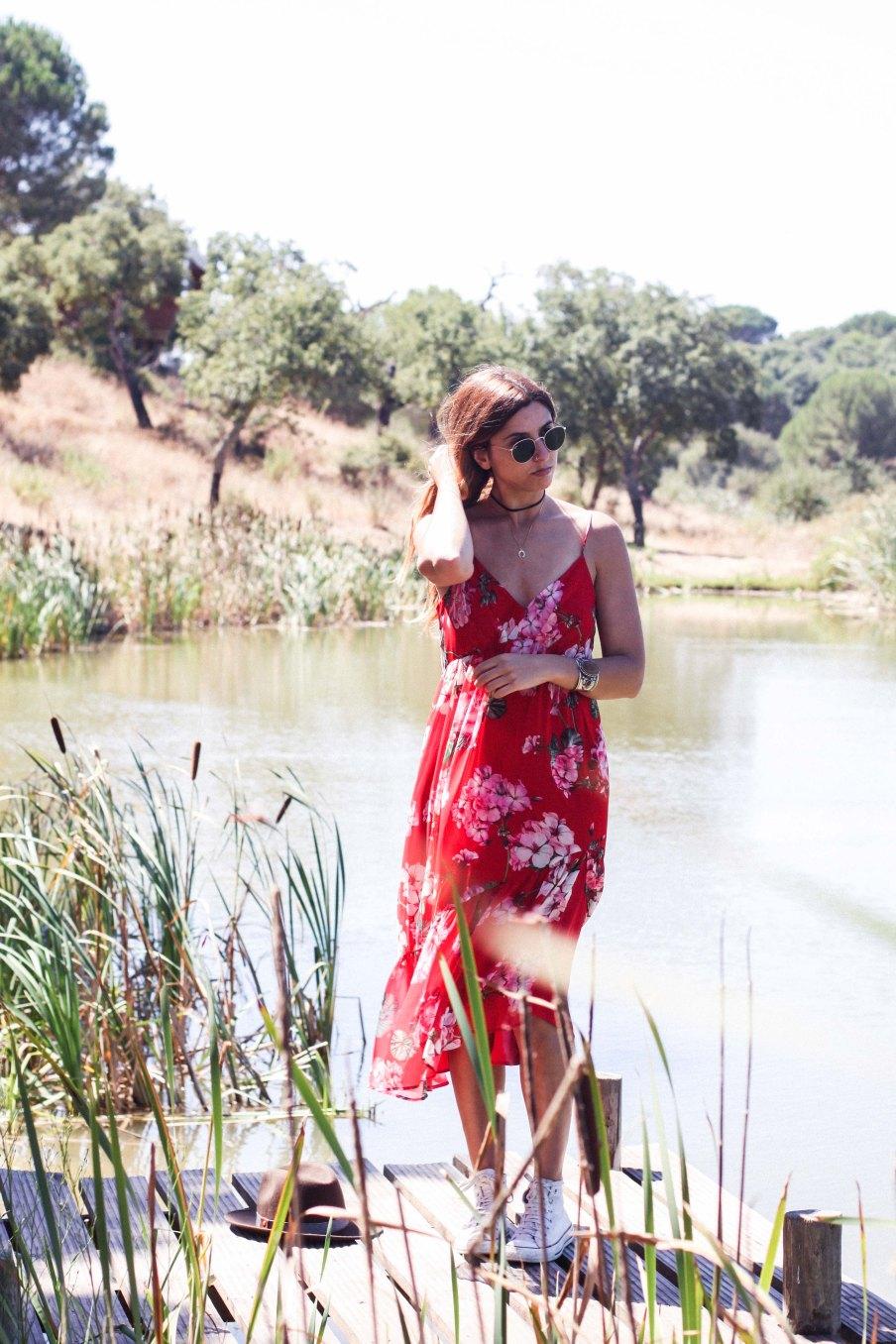 Portugal herdade do moinho novo vestido y converse-39