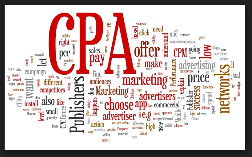 Cpa affiliate marketing explained by dating