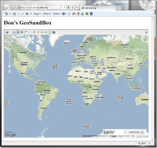 Don's GeoSandbox RC1