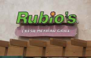 Rubios-sign