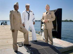 Navy-uniforms